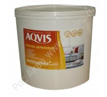 Краска водоэмульсионная, УНИВЕРСАЛ для потолка и стен 30кг 15кг.